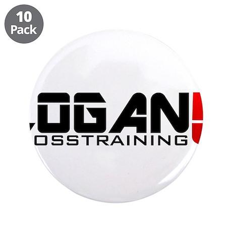 "Logan's Run 3.5"" Button (10 pack)"