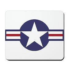 USA Roundel Mousepad