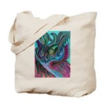 Valley Cat 5 Tote Bag