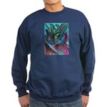 Valley Cat 5 Sweatshirt (dark)