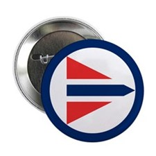 "Norway Roundel 2.25"" Button"