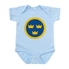 Sweden Roundel Infant Bodysuit