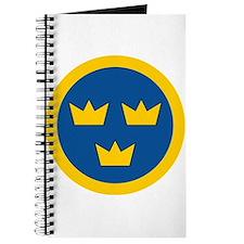 Sweden Roundel Journal