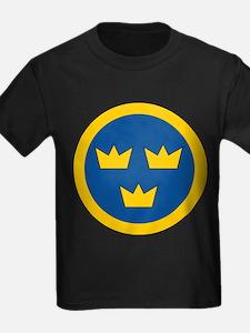 Sweden Roundel T