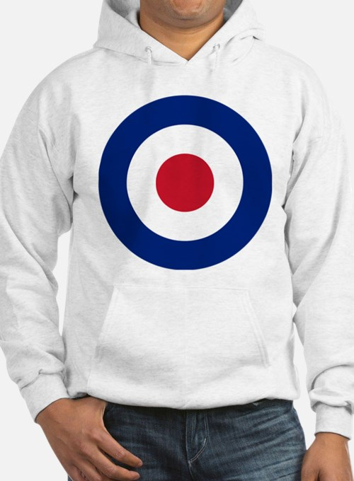 UK Roundel Jumper Hoody