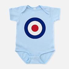 UK Roundel Infant Bodysuit