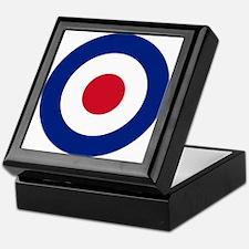 UK Roundel Keepsake Box