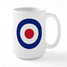 UK Roundel Mug