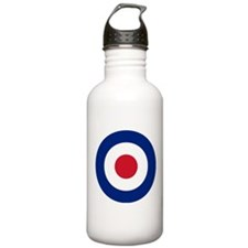 UK Roundel Water Bottle