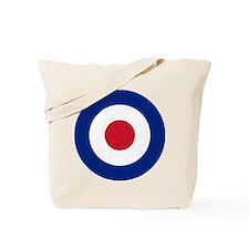 UK Roundel Tote Bag