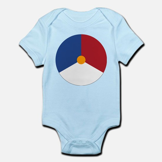 Netherlands Roundel Infant Bodysuit