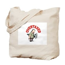 LOWER TAXES Tote Bag
