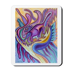 Valley Cat 1 Mousepad