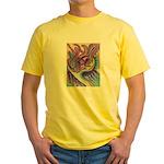 Valley Cat 1 Yellow T-Shirt