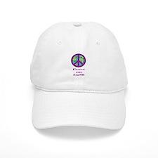 Peace, on earth, Baseball Cap