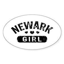 Newark Girl Decal