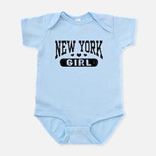 New York Girl Infant Bodysuit