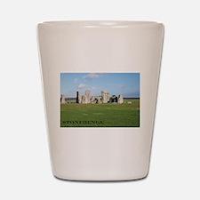 Stonehenge 1 Shot Glass