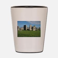 Stonehenge 2 Shot Glass
