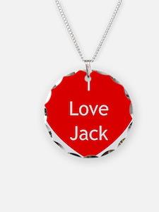 TW Love Jack Necklace