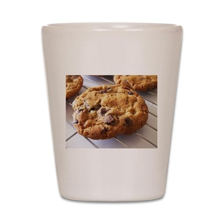 Chocolate Chip Cookies Shot Glass