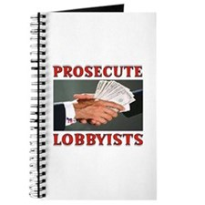 CROOKED LOBBYISTS Journal