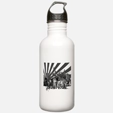 New York Style Water Bottle