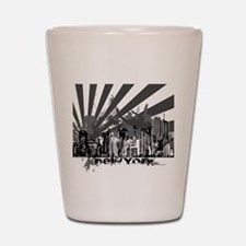 New York Style Shot Glass