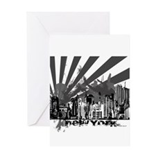 New York Style Greeting Card