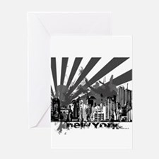 New York Style Greeting Card