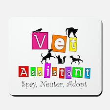 Cat Lovers/Veterinary Mousepad