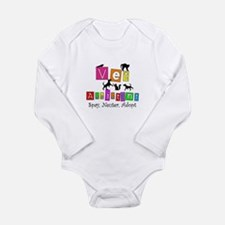 Cat Lovers/Veterinary Long Sleeve Infant Bodysuit