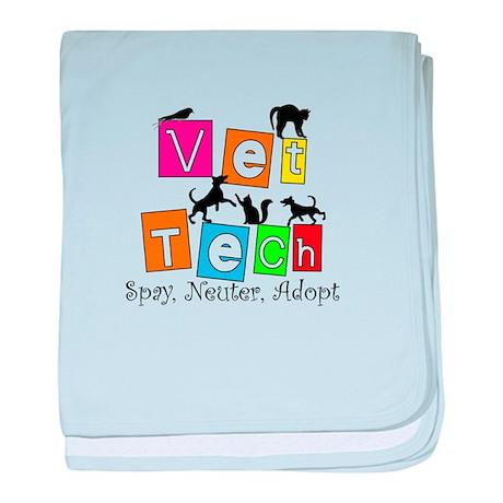 Cat Lovers/Veterinary baby blanket