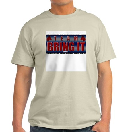 TEAM BRING IT V2 Light T-Shirt
