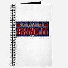 TEAM BRING IT V2 Journal