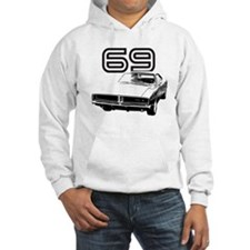 1969 Charger Hoodie