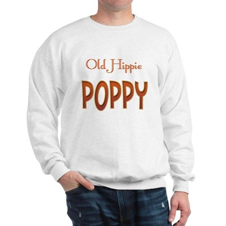 OLD HIPPIE POPPY Sweatshirt