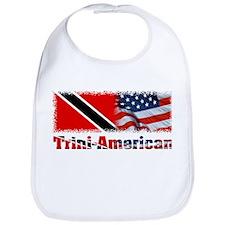Trini-American Bib
