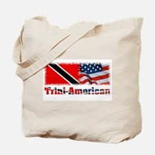 Trini-American Tote Bag