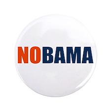 """NoBama 3.5"""" Button"""