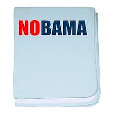 NoBama baby blanket