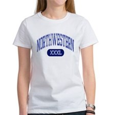 Northwestern Tee
