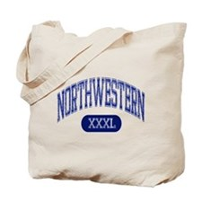 Northwestern Tote Bag