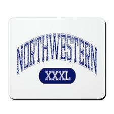 Northwestern Mousepad