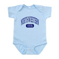 Northwestern Infant Bodysuit