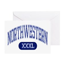 Northwestern Greeting Card