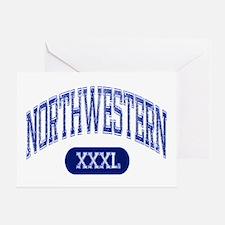 Northwestern Greeting Card