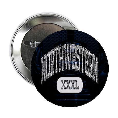 """Northwestern 2.25"""" Button (100 pack)"""