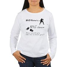 90% Skill, 10% Goon T-Shirt