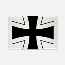 Germany Roundel Rectangle Magnet (10 pack)